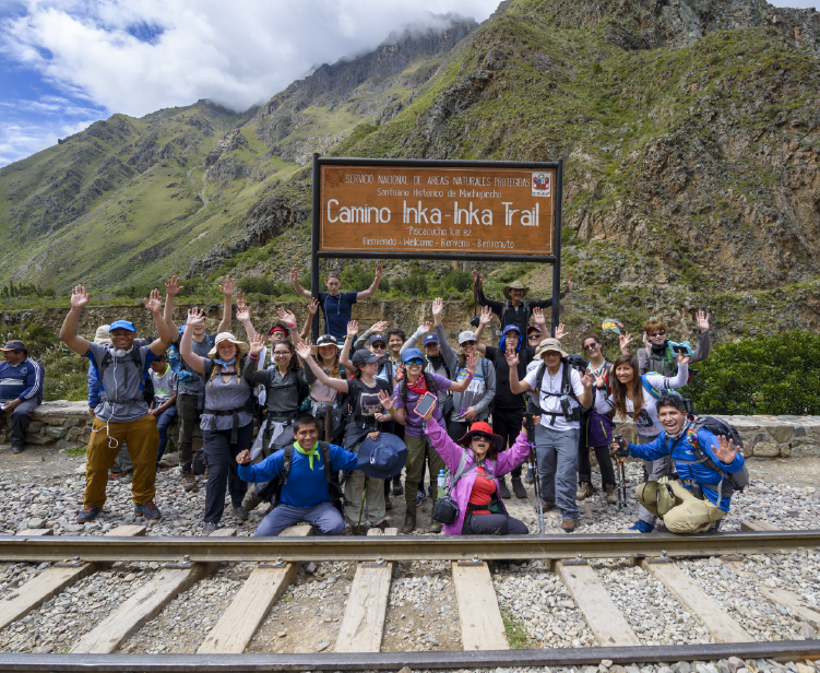 Inca Trail to Machupicchu 4 Days/ 3 nights