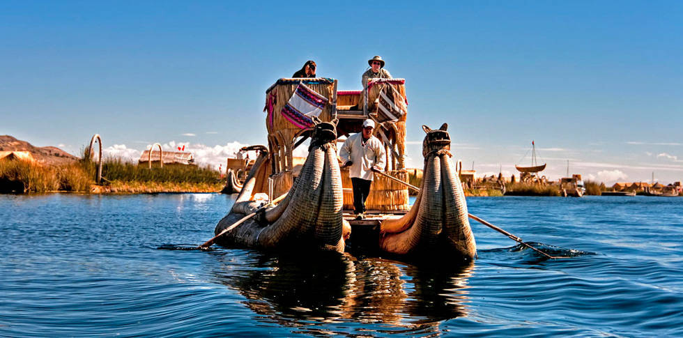 Tour to Uros and Taquile Full Day