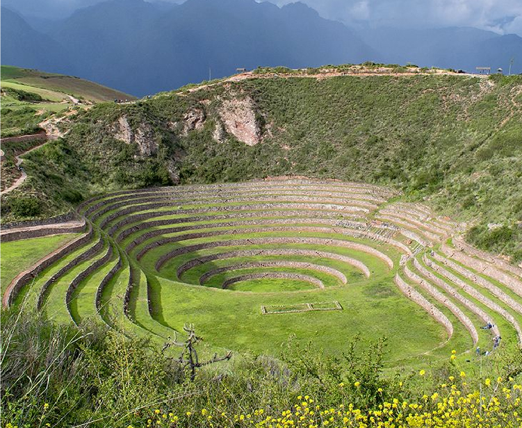 Maras & Moray by bus (Half day Tour)
