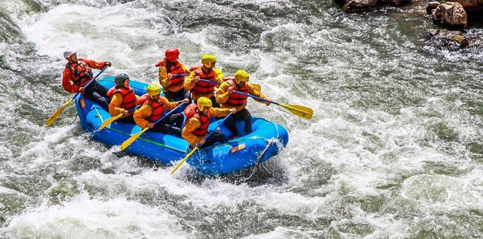 raftng cusco